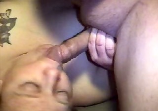 oral-stimulation with facial