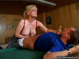 nasty horny old mamma with big part7