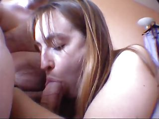 cheating wife gives her lover oral stimulation to