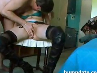 hot wife gets her asshole rammed