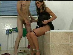 boyz love matures- russian mother i with youthful