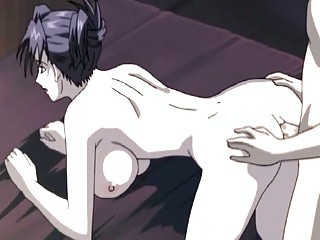 anime d like to fuck babe receives a wang in her