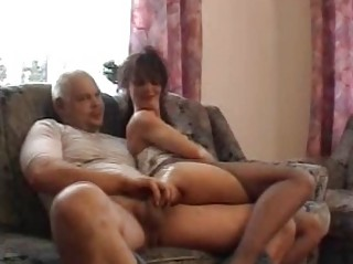 mature amateur wife homemade fuck with spunk flow