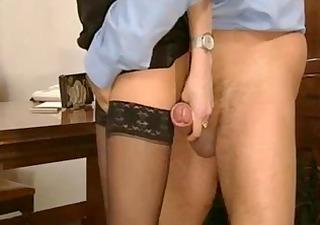 sexy italian anal mature