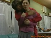 japanese older woman is a beauty