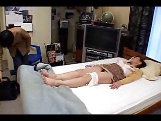 1011yr hirsute step mama sucks fucks not her step