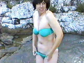 pleasant wife st time on nudist camp