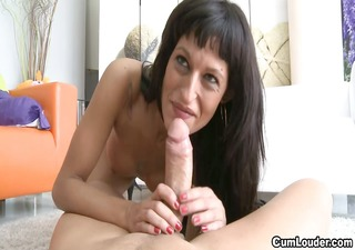 shes a naughty hungry cock eater