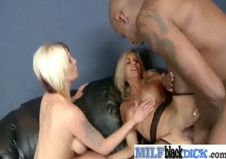 wicked older woman receive hard large black cock