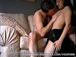 mature couple creampie