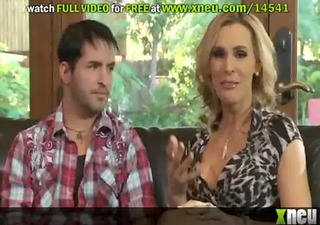 golden-haired cougar tanya tate acquires her pink