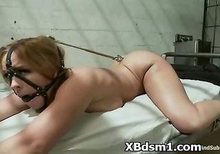 submission loving bdsm babe evil punishment