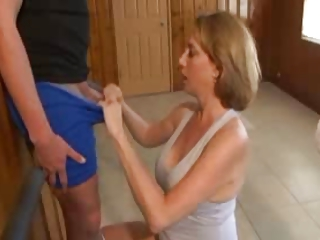 mature cook jerking with astounding ejaculation 9