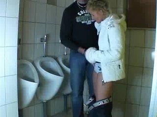 lad fucks a older in a public baths
