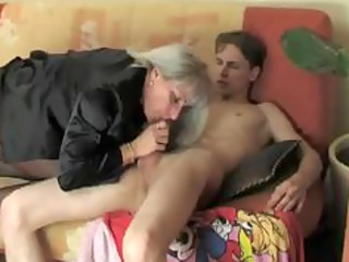 young lad and mom aged older porn granny old