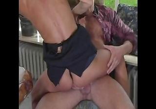 hawt mom n6910 dark brown anal german aged milf