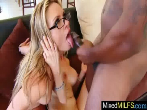large black hard penis fucking hot breasty milf