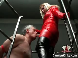hot sexually excited hawt body latex milf chicks