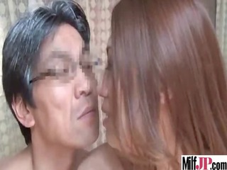 doxy sexually excited oriental milf get banged