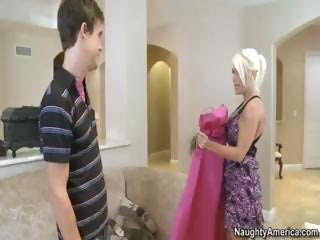 hawt blond d like to fuck bride with large