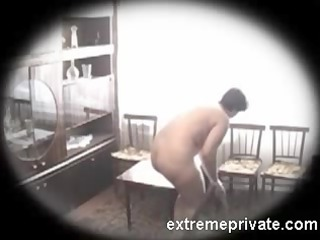 spying home nudism my 98 years busty mom