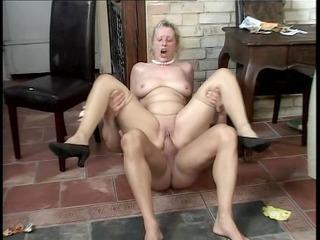 juvenile dude balls grandma (clip)