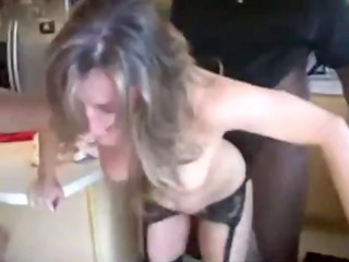 slut wife receives dominated and fuked rough by