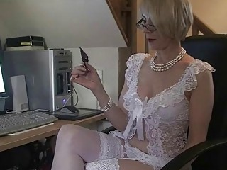 aged office pussy fucking