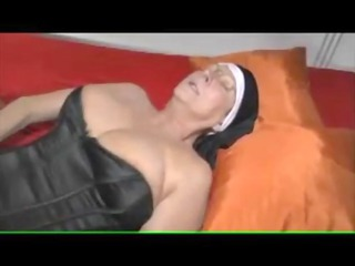 german aged nun angie