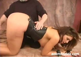 isabella soprano spanked and dominated