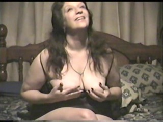 mature large tits solo