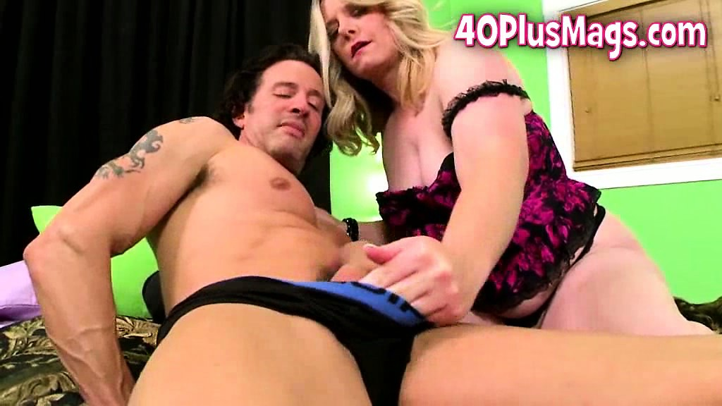 cock hungry blond exwife