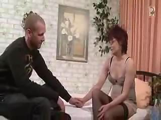 german mature mom over 56 part 1