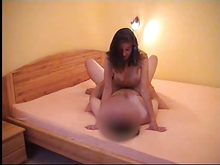 cheating wife with lover in hotel