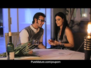 puremature candlelight anal with hawt mom india