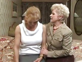mother i and granny lesbian babes