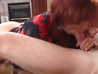 sexy large tit mature anal