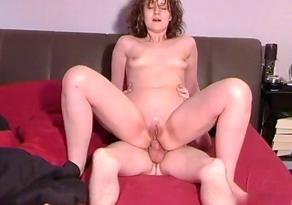 wife riding to anal orgasms