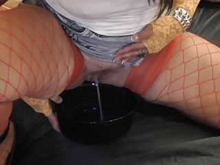 whore wife loves impure piddle games
