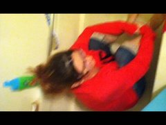 amatuer wife virgin when married piss shower and