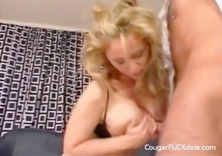 big titted cougar receives her slit screwed hard