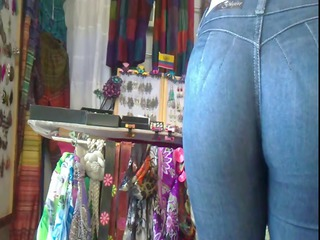 show large booty in india