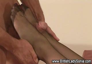 british lingerie bitch lady sonia