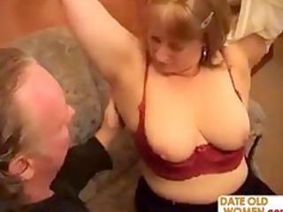 overweight grandmother goes wild