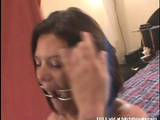 amateur mother i suffers anal agony