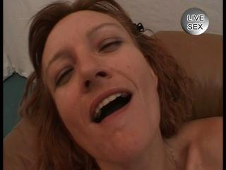 mature mom can double penis joy