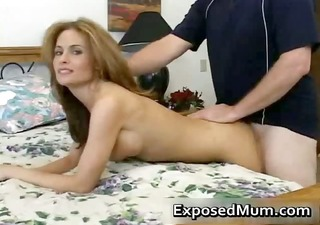 bubble butt housewife skank drilled