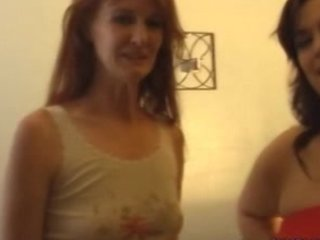 trailer park mama and her corpulent daughter want