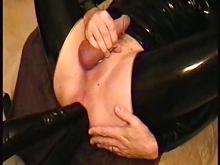 double fist wife wrecks my butt