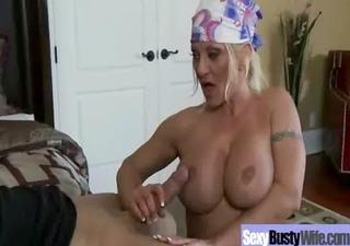 hawt hawt big tits mom get hardcore group sex